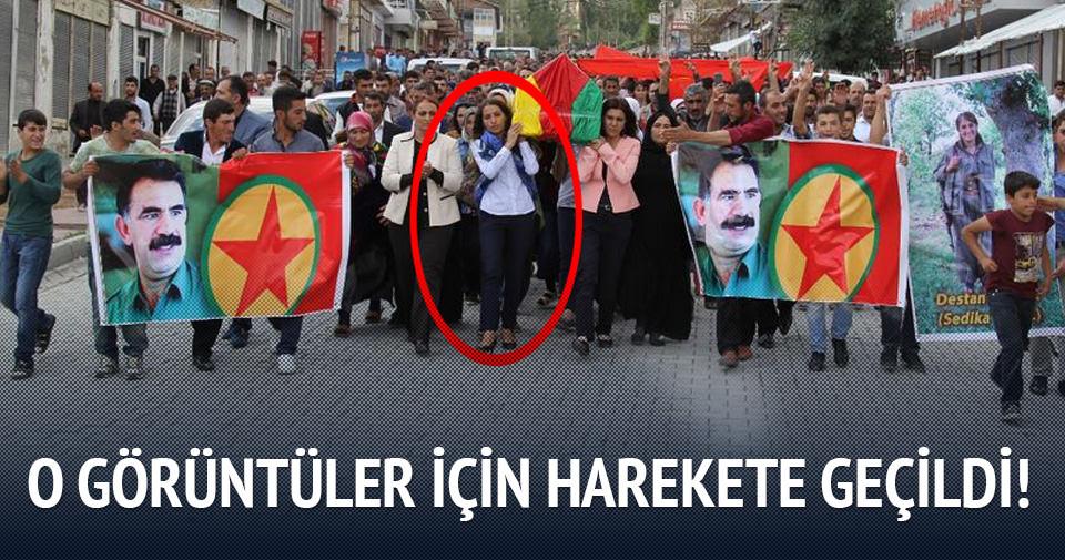 HDP'li vekil Tuğba Hezer'e soruşturma