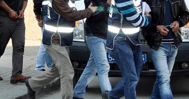 KCK operasyonunda 6 tutuklama