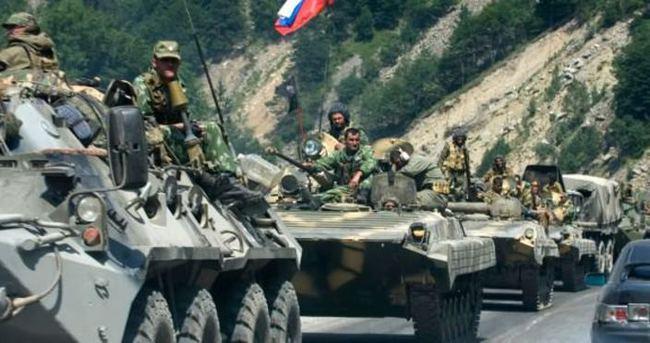 Rus askerleri Suriye'ye sevk ediliyor