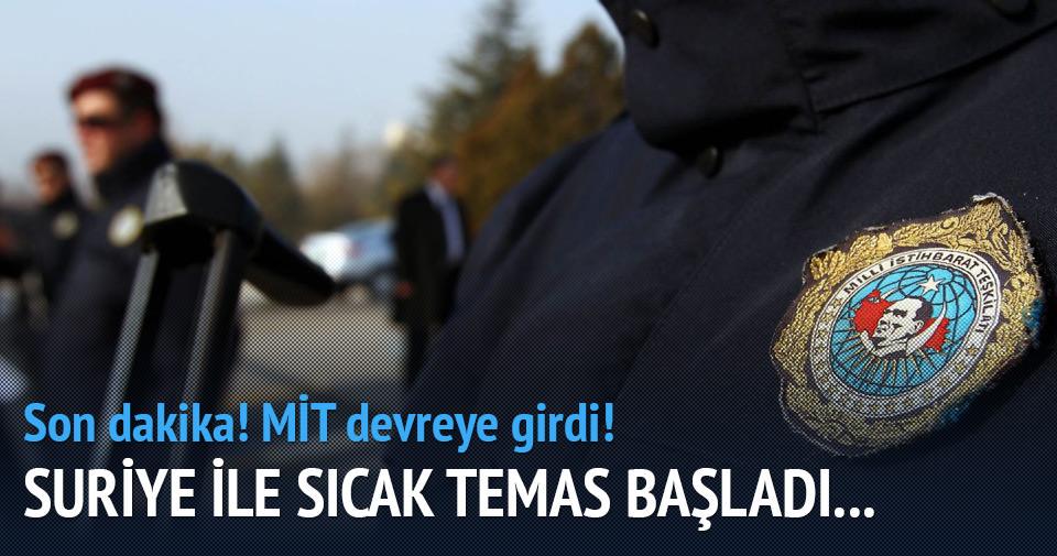 MİT, IŞİD'in kaçırdığı asker için devreye girdi!