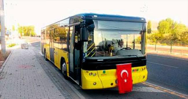 Balıkesir'in yeni otobüsleri beğenildi