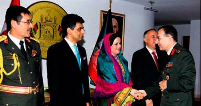 Afgan Milli Günü resepsi