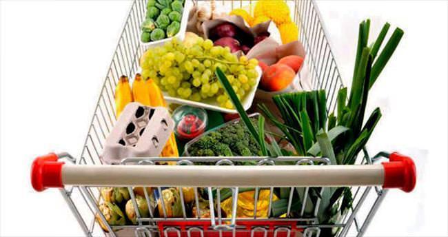 Gıda enflasyonu tuttu: % 7.14