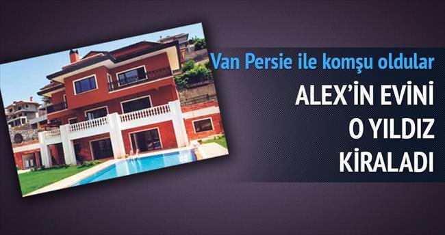 Alex'in evi Nani'nin