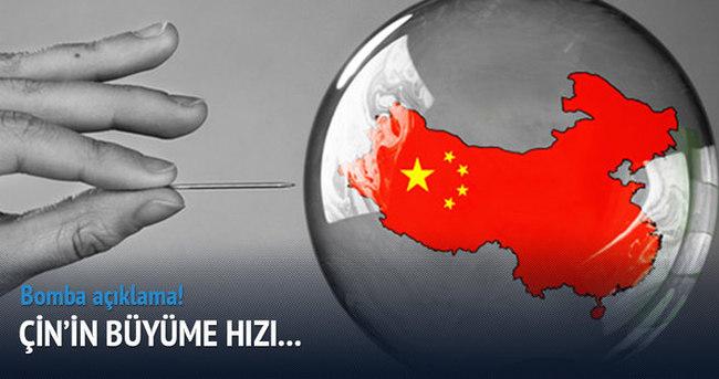 Fitch: Çin'in büyüme hızı gerileyecek