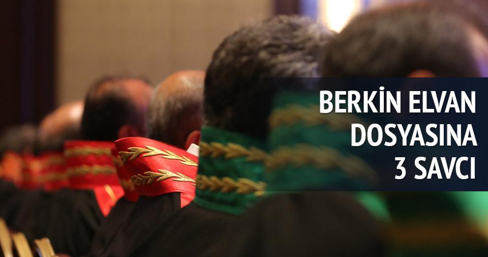 Berkin Elvan dosyasına 3 savcı