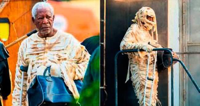78 yaşındaki usta aktör mumya oldu