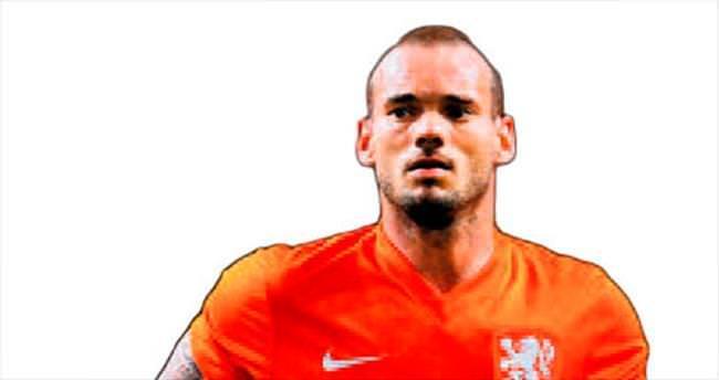 Sneijder'den uyarı: Cehennem olacak
