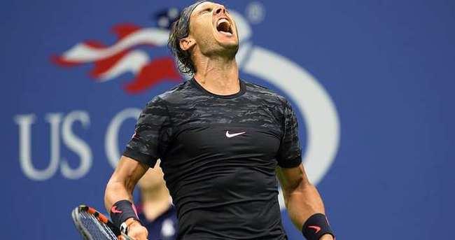 ABD Açık'ta Nadal şoku!