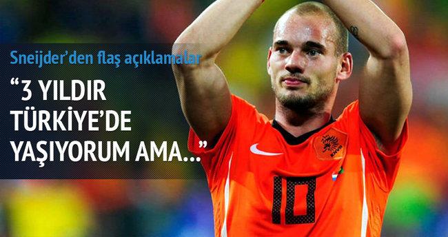 Sneijder gol atarsa sevinecek mi?