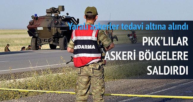 Şırnak'ta terör saldırısı: 2 yaralı
