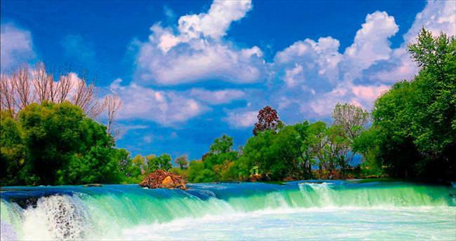 Doğal ve tarihi güzellikleriyle Antalya