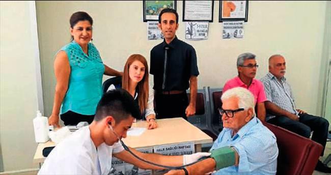 Özel Güney Adana'da Halk Sağlığı Haftası