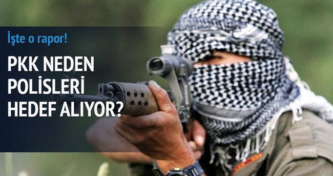 PKK neden polisleri hedef alıyor?