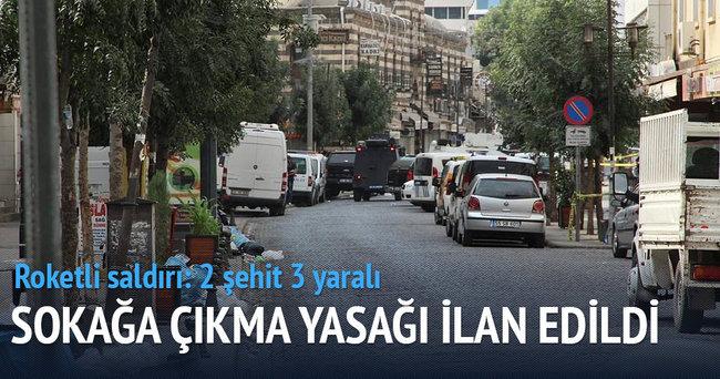 Polise hain saldırı: 2 şehit, 3 yaralı!