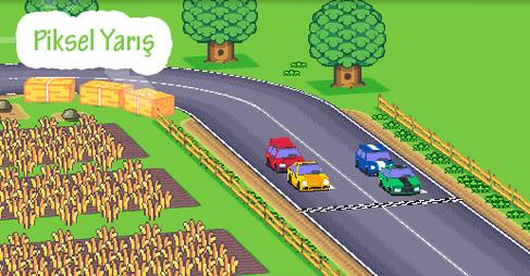 Pixel Yarış
