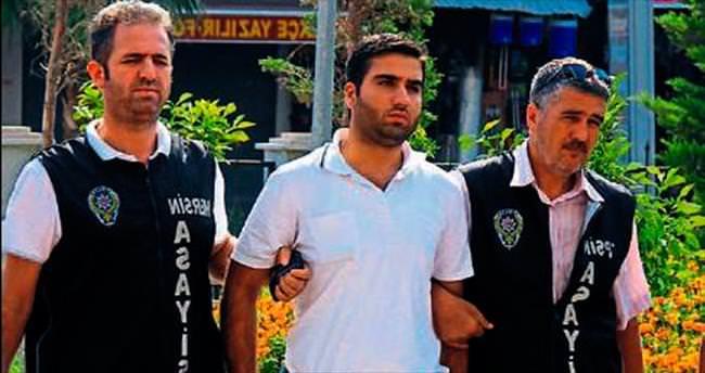 Mersin'de cani koca tutuklandı