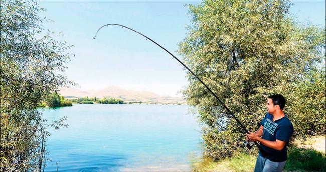 Mavi Göl başkentte tutkuya dönüştü