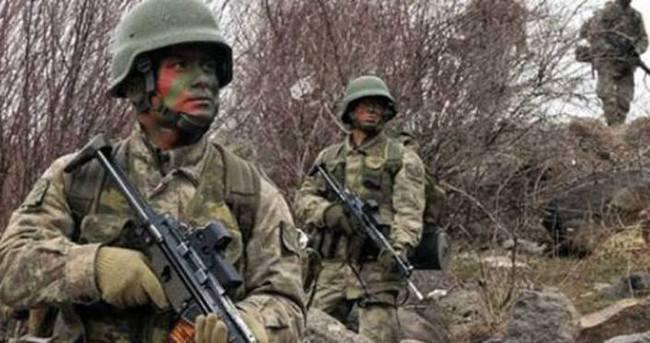 Komando birlikleri operasyon başlattı