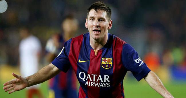 Messi'nin yeni hedefi