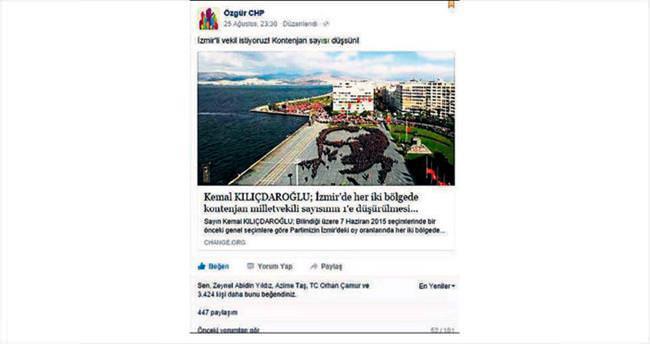 CHP'de kontenjan tartışması