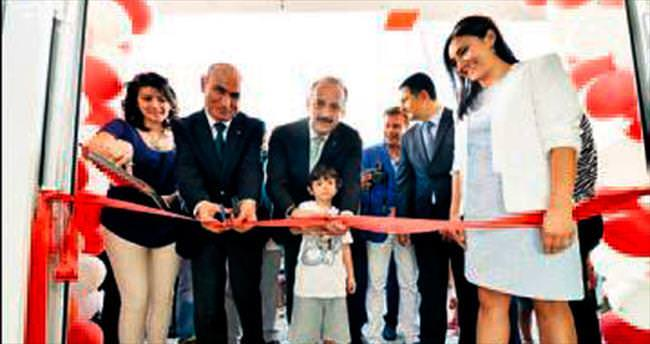 Mamak'a Kültür Koleji açıldı