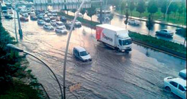 Başkente yeni bir yağış dalgası geliyor
