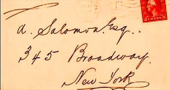 Titanik'deki not açık artırmada