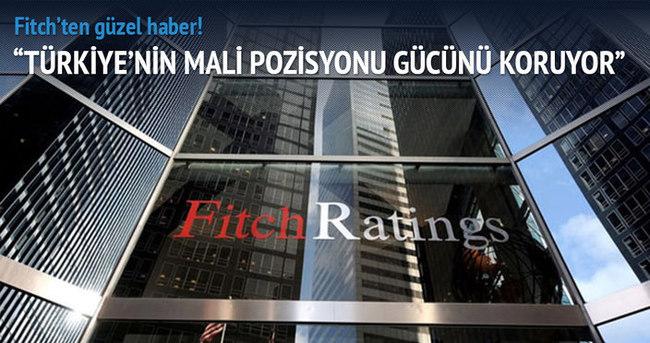 Türkiye'nin mali pozisyonu gücünü koruyor