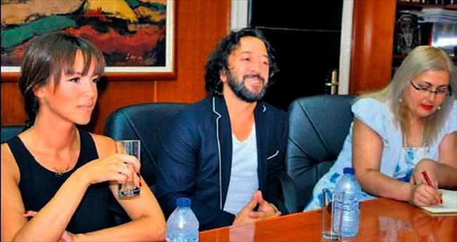 Makedon sanatçılara destek verecekler