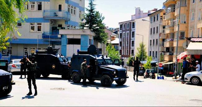 Tunceli'de 57 nokta güvenli bölge