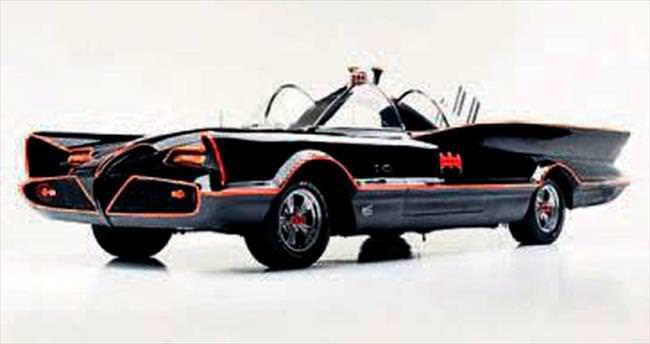 Batmobil 4.5 milyon $