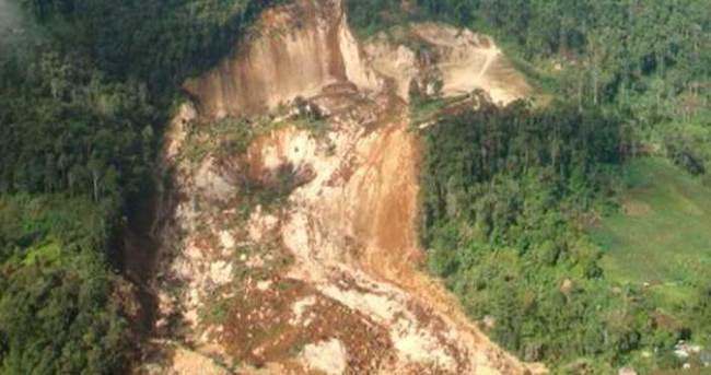 Gine'de heyelan: 7 ölü, 12 yaralı var