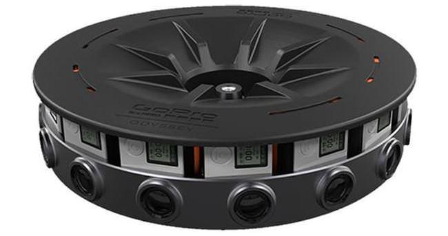 GoPro'dan 360 derece show
