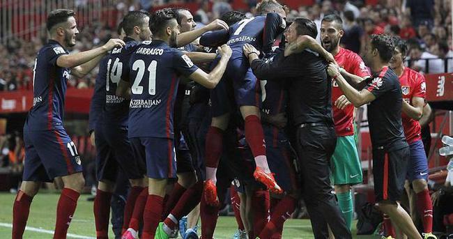 Atletico Madrid, Galatasaray maçı için erken gelecek