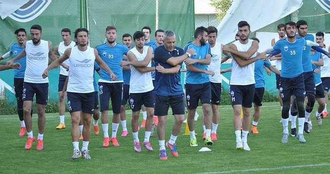 1. Lig'in en geniş kadrosu Erciyesspor'da