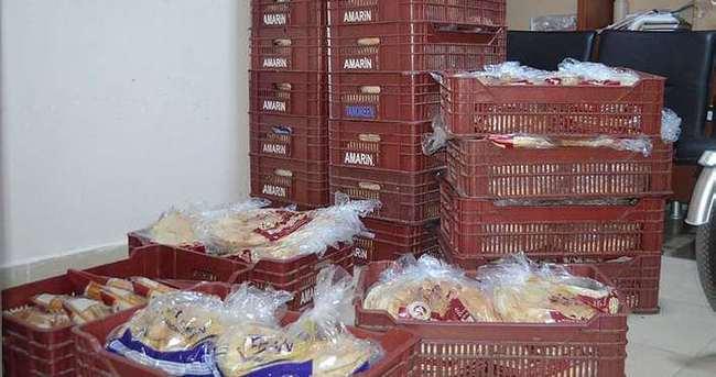 Suriye ekmeği operasyonu