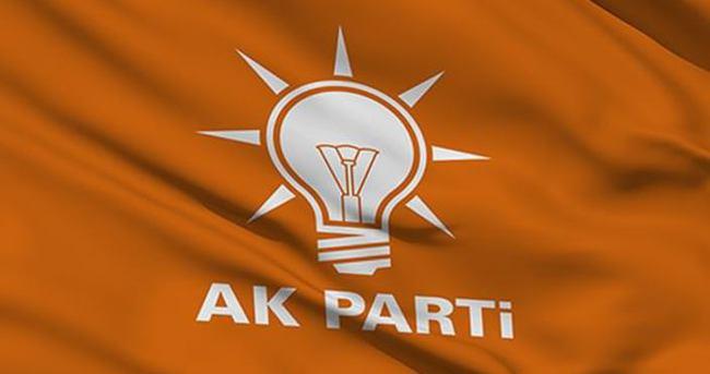 AK Parti'de sürpriz iptal!