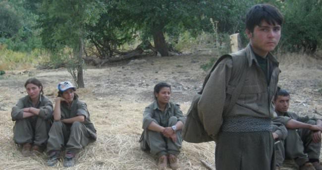 Dağa götürülmek istenen çocuklar kurtarıldı
