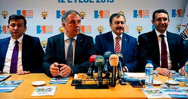 İzmir'e eli boş gelinmez