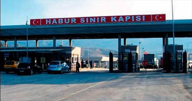 Güvenlik nedeniyle üç sınır kapısı kapatıldı