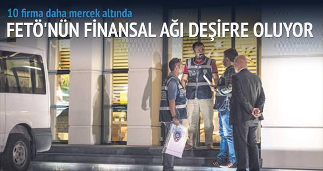 Paralel terör örgütünün finansman ağı çözülüyor