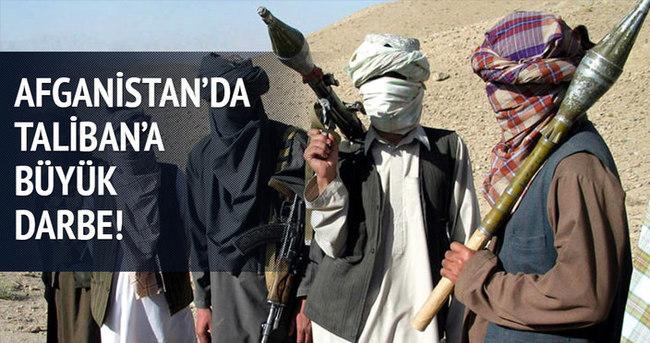 Afganistan'da Taliban'a büyük darbe!