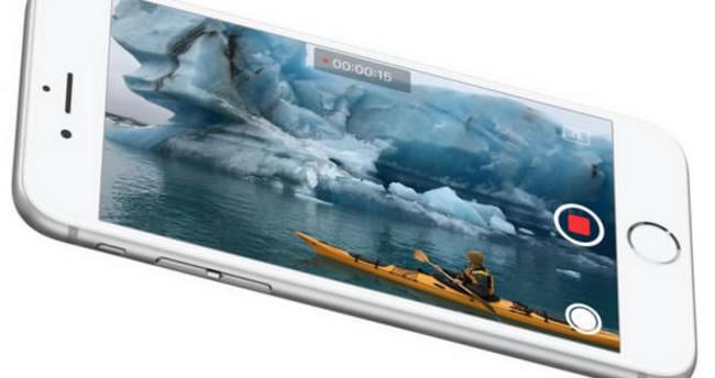 iPhone 6s ve iPhone 6s Plus'ın kamera özellikleri