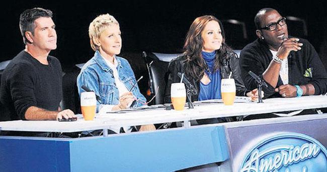 Ellen DeGeneres jüriliği sevmedi