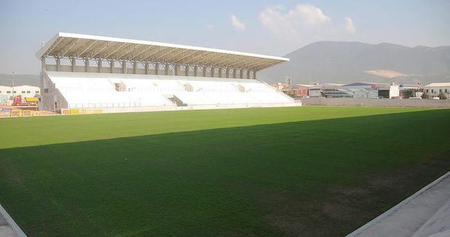 İzmir Atatürk Stadı kullanıma hazır