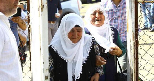 Şehit ailesinin acı isyanı