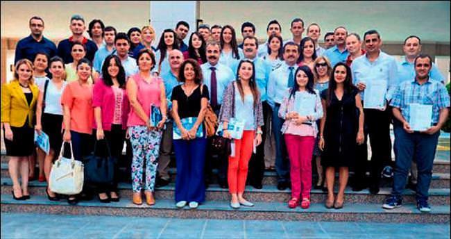 Mersin Büyükşehir'de personele kalite eğitimi