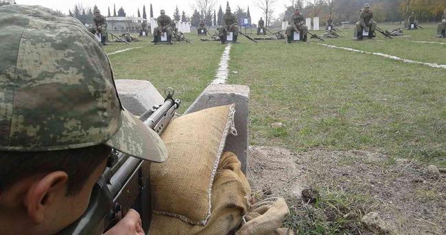 İzmir'de şehit olan askerin kimliği açıklandı!