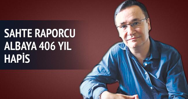 Sahte raporcu albaya 406 yıl hapis istendi